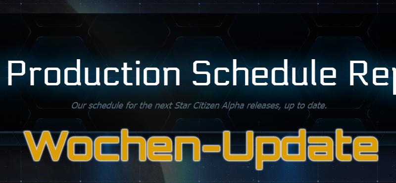 Production Schedule Update