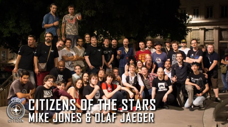 Citizens of the Stars - Mike Jones & Olaf Jaeger