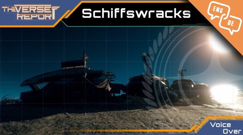 CRASH / Voice Over / Schiffswracks