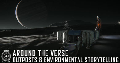 Around the Verse – Outposts and Environmental Storytelling