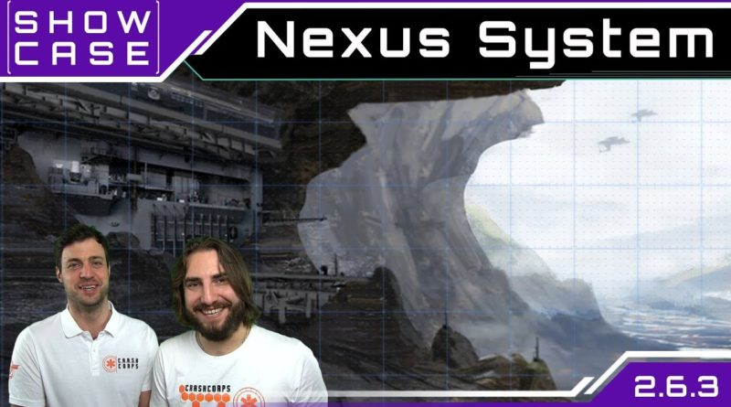 CRASH / Showcase / Nexus System