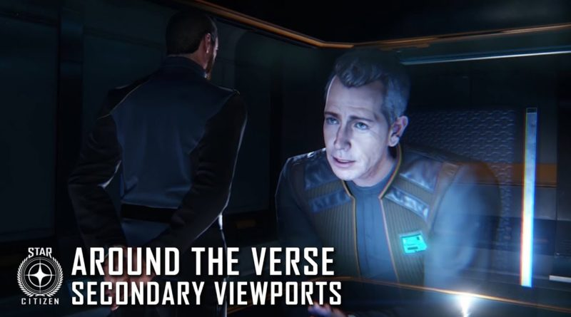 Around the Verse - Secondary Viewports