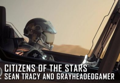 Citizens of the Stars – Sean Tracy & GrayHeadedGamer