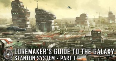 Loremaker's Guide to the Galaxy – Stanton System (Part1)