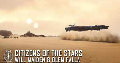 Citizens of the Stars – Will Maiden & Olem Falla