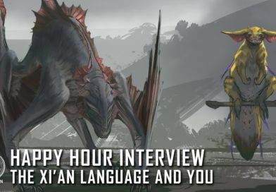 Happy Hour Interview – 17.11.2017: The Xi'an Language and You