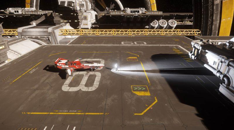 Origin Jumpworks M50 - Lights