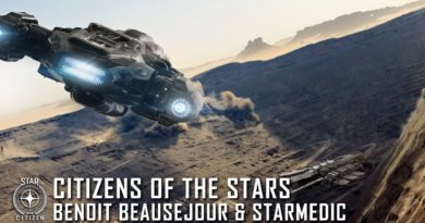 Citizens of the Stars – Benoit Beausejour & Starmedic