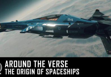 Around the Verse – Die Entstehung von Raumschiffen