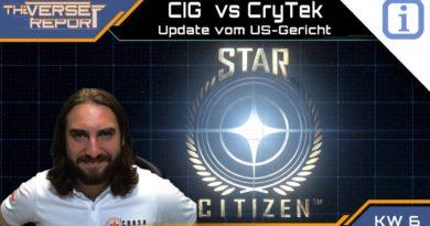 CIG § CryTek – Update vom US-Gericht | SCB Verse Report