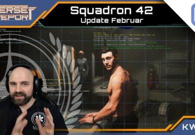 Squadron 42 Update Februar   SCB Verse Report