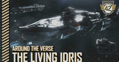 Around the Verse – The Living Idris