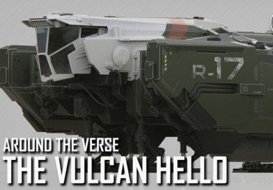 Around the Verse – The Vulcan Hello