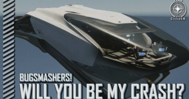 Bugsmashers! – Will you be my crash?