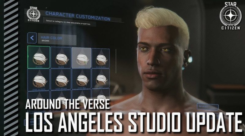 Around the Verse Los Angeles Studio Update