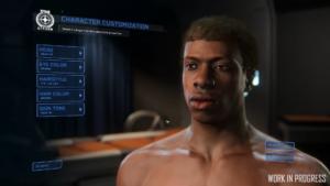 Star Citizen Charaktereditor