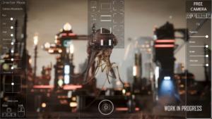 Star Citizen Director Mode