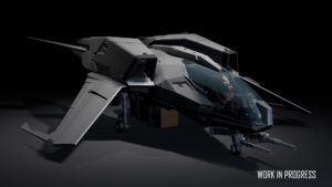 Consolidated Outland Mustang Rework