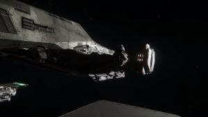 StarCitizenBase AtV Reclaimer Landing Gear Up
