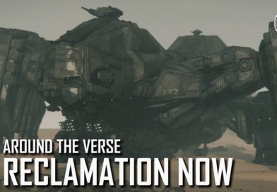 Around the Verse – Reclamation Now