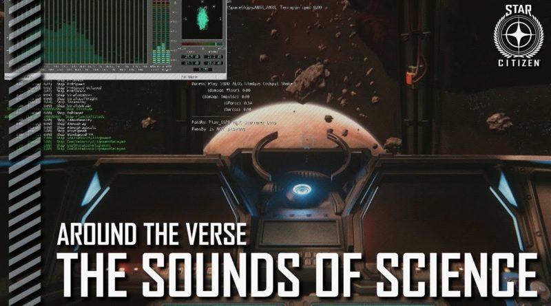 StarCitizenBase AtV Sounds Of Science Header
