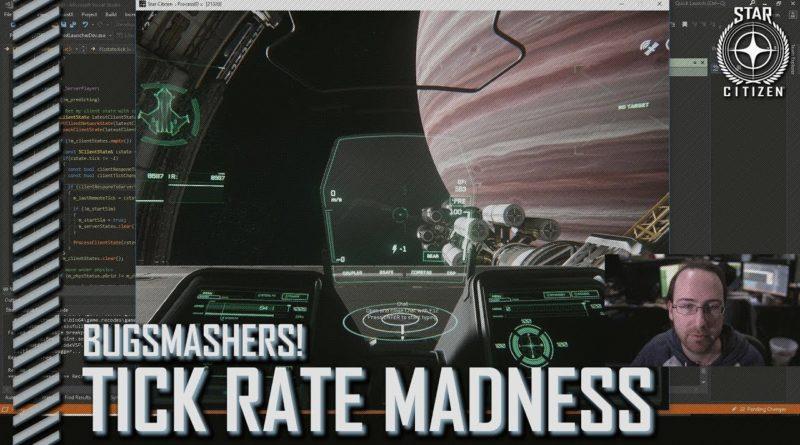 StarCitizenBase Bugsmashers 28.03.2018