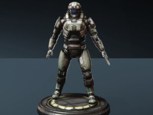StarCitizenBase Flair March 2948 Legacy Armor 2 Imperator