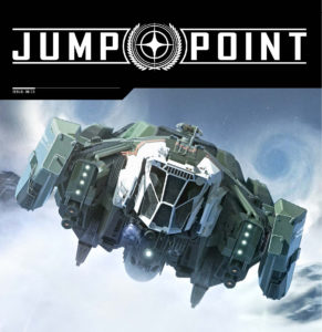 StarCitizenBase JumpPoint 06 03 Mar 18 Fine Tuning Cover