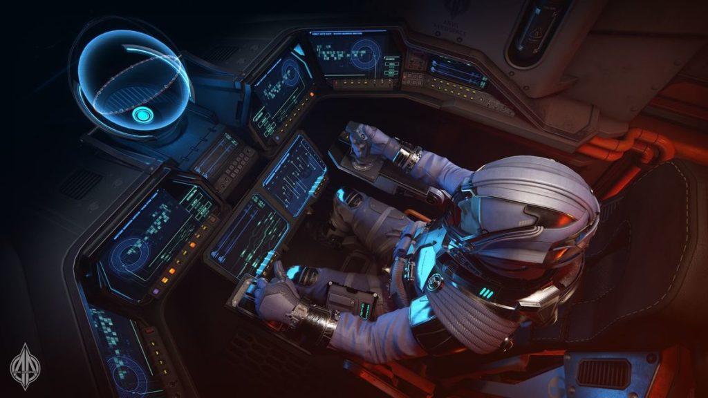 StarCitizenBase Terrapin Interior Shot 04 Min Preview