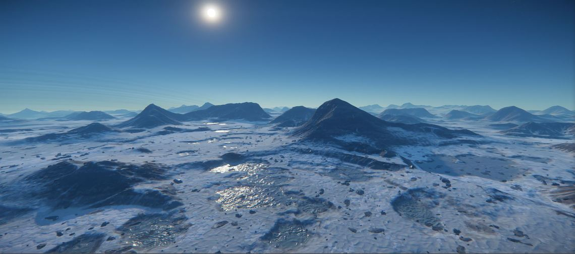 StarCitizenBase Yela Snow Ice Ecosystems Wip 13