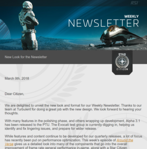 StarCitizenBase Sc Newsletter Look