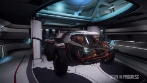 StarCitizenBase AtV A New Origin 600i Rover Bay 2