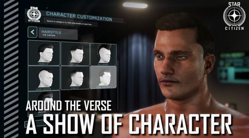 StarCitizenBase AtV Charakter Editor
