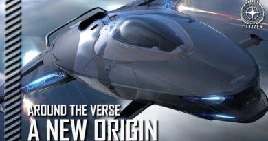 Around the Verse – A New Origin