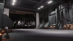 StarCitizenBase AtV UK Studio Update Starfarer Truckstop Hangar