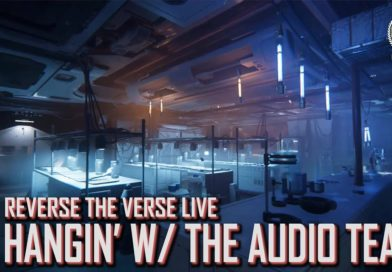 Reverse the Verse – Hangin' With the Audio Team 20.04.2018