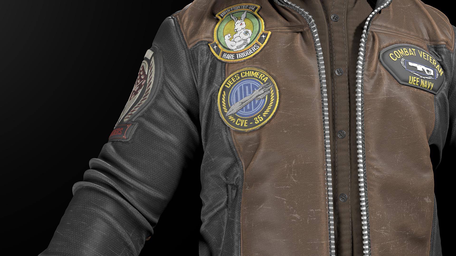 StarCitizenBase SneakPeek Jacket