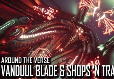AtV Ship Shape Blade