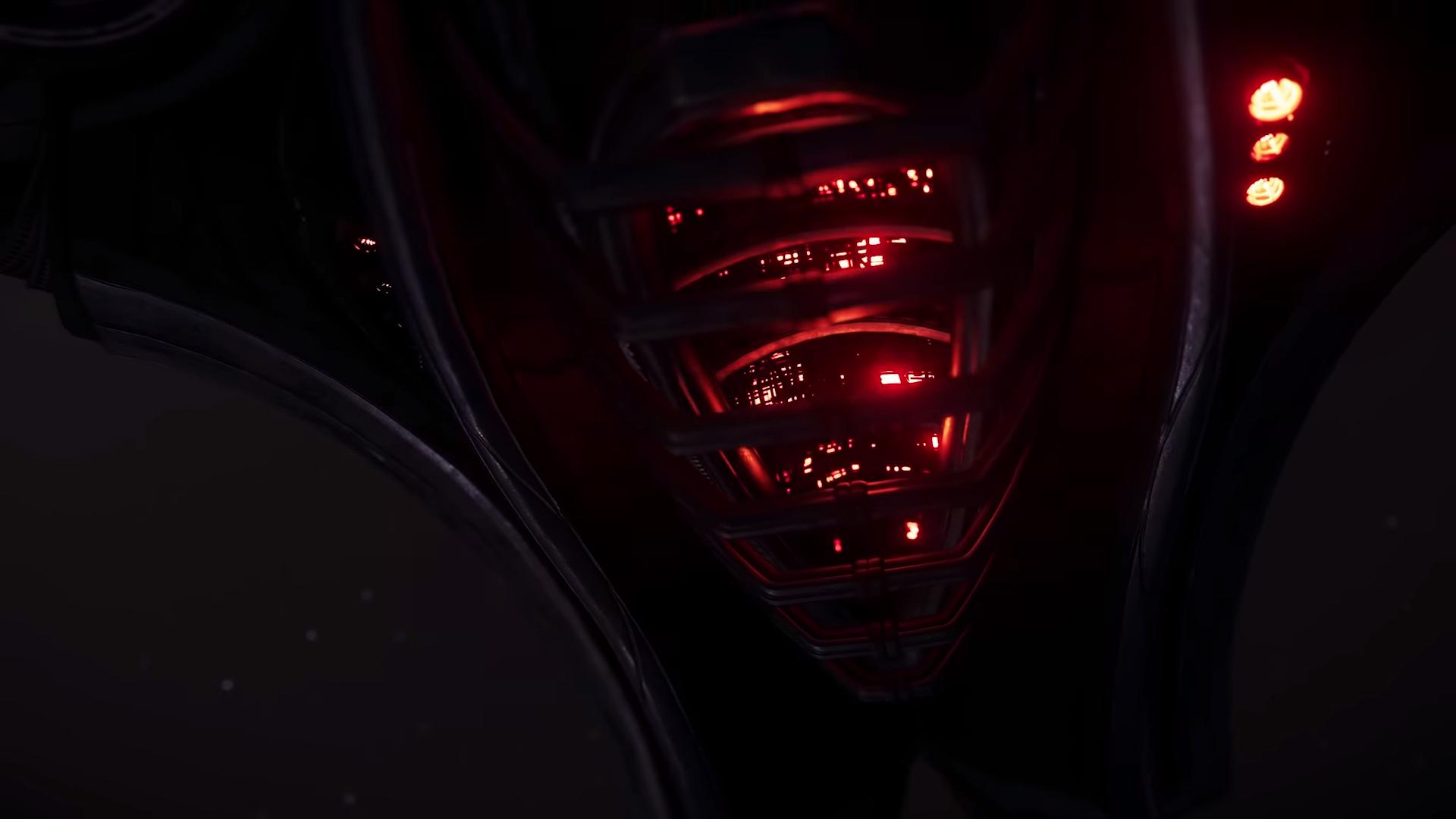 AtV Ship Shape Blade Glow