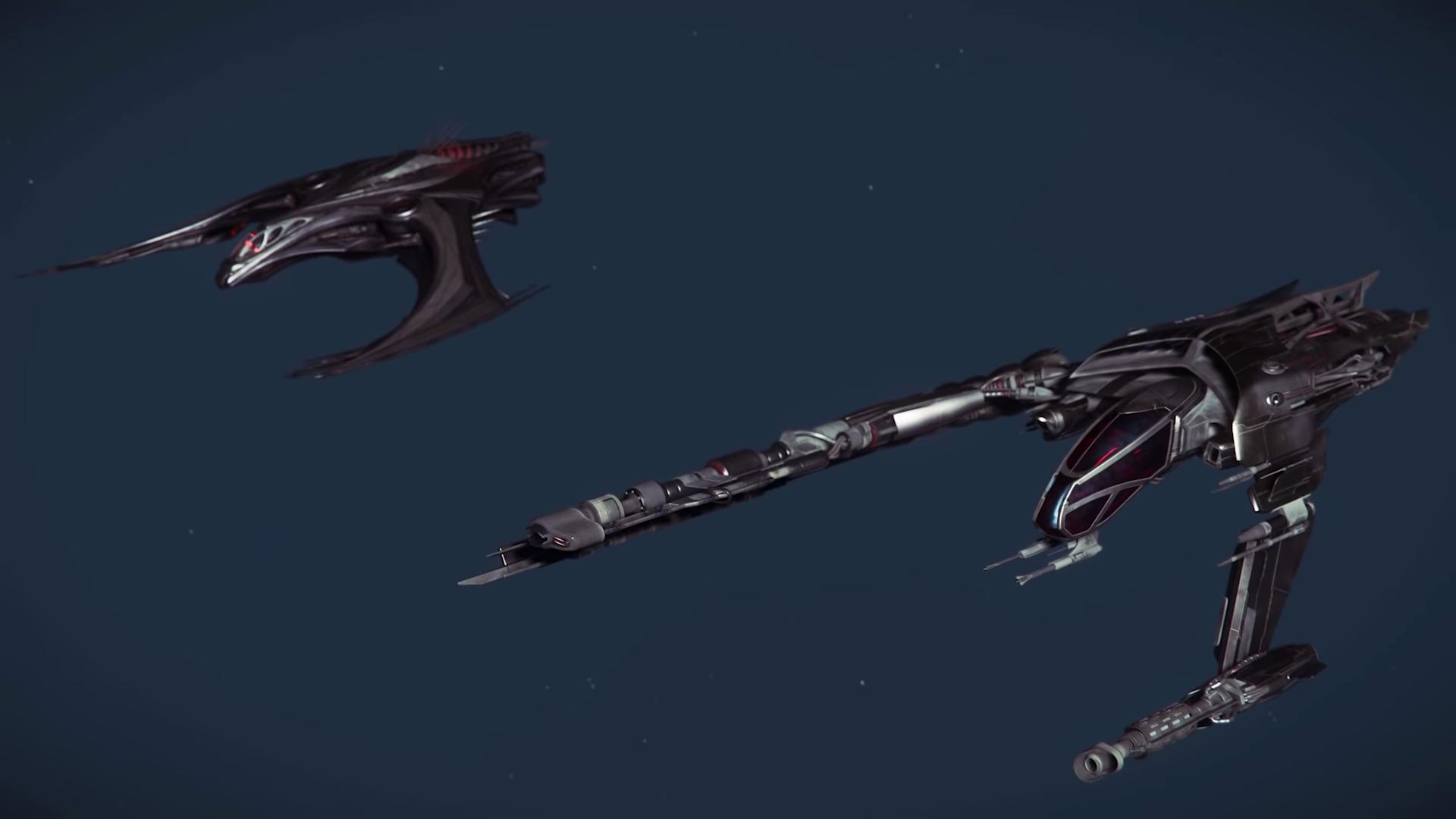 AtV Ship Shape Blade Scythe