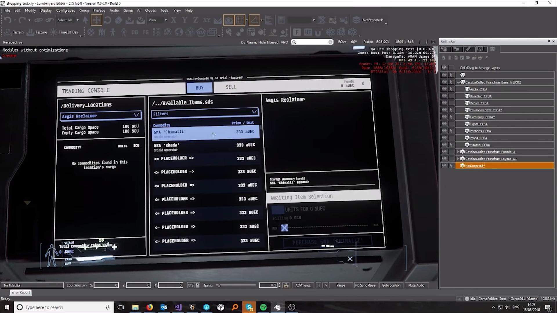 AtV Trading Console