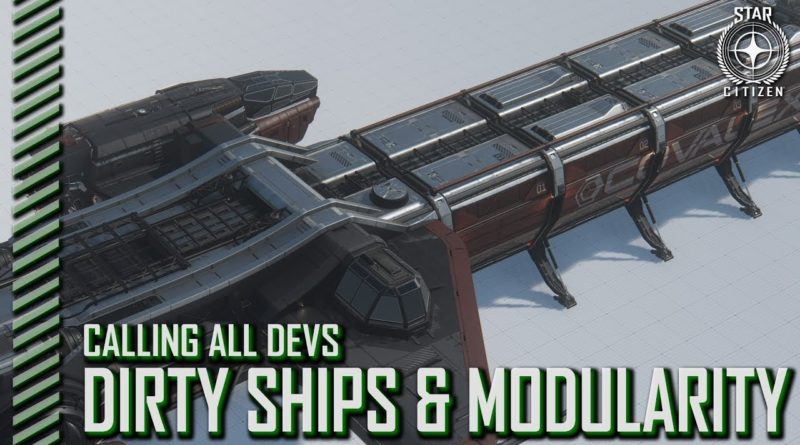 CaD DirtyShips