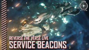 RtV Service Beacons