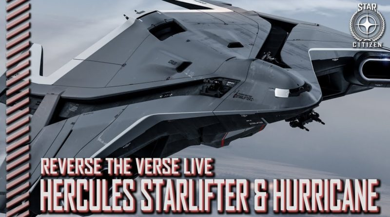 StarCitizenBase RtV Hercules Hurricane