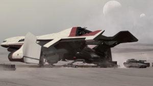 StarCitizenBase ShipShape Concept Hercules Starlifter Action3