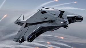 StarCitizenBase ShipShape Concept Hercules Starlifter M2