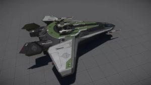 StarCitizenBase ShipShape Hurricane3