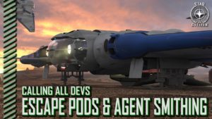 CaD EscapePods AgentSmithing