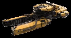 Ship Vulture 1
