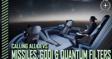 CaD Missiles 600i Quantum Filter